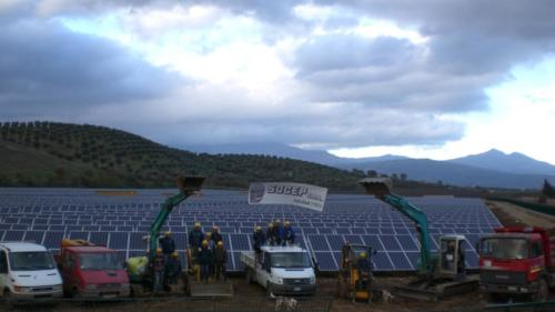 impianto fotovoltaico altomonte