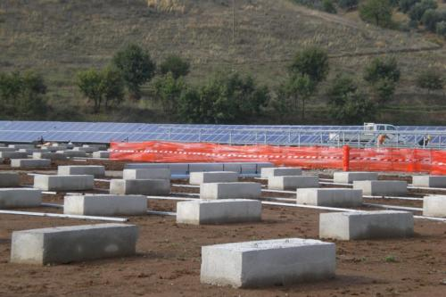 zavorre fotovoltaico altomonte